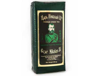 Tea Czar Nicolas II (Premium Green)