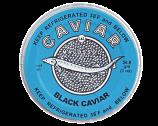 "Black caviar ""Malosol"" in Glass Jar, 2 oz/ 56.8 g"