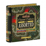 Basilur Assorted Black and Green Tea Collection 60g/2.12oz