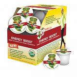 """Organic Herbal """"ENERGY BOOST"""" Wellness Tea , K-Cup for KEURIG 2.0 -24 cup"""
