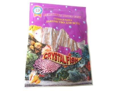 Delicious Dried Fish CRYSTAL FISH