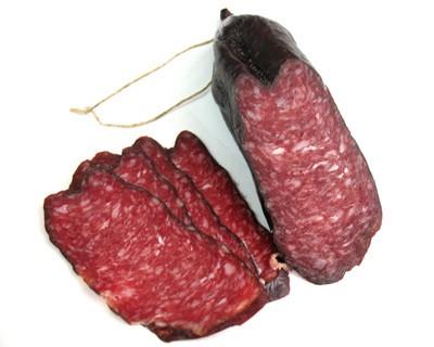 """Dry Salami """"Zernistaya""""( 0.5 Lb)"""