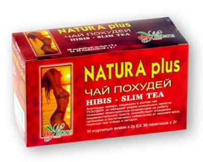 Hibis Slim Tea/ Natura Plus
