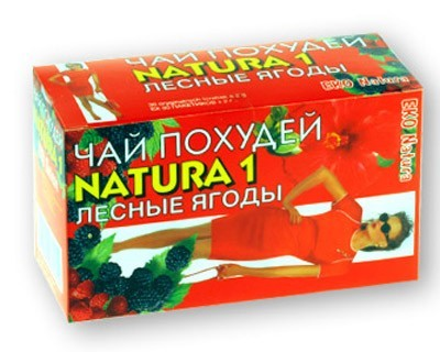 Forest Berries Slim Tea/Natura 1