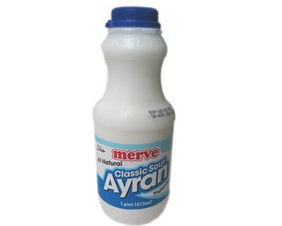 Ayran classic sour/Yogurt drink