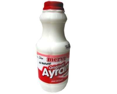 Ayran original sour/Yogurt drink