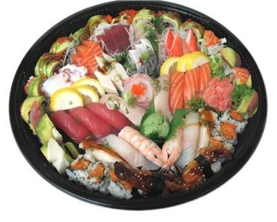 Big Sushi Plate ***