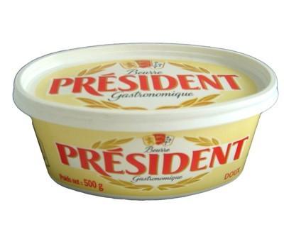 """Butter """"President"""" ***"""