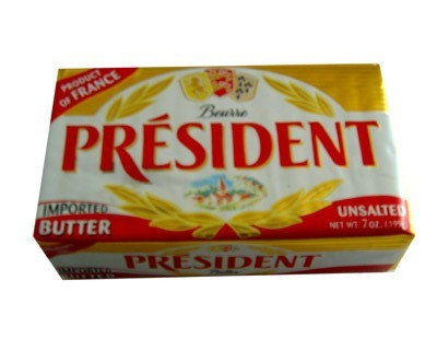"Butter Bar ""President"" ***"
