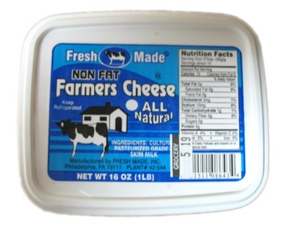 Non-Fat Farmer Cheese