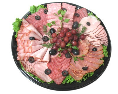 Meat plate # 2 ***