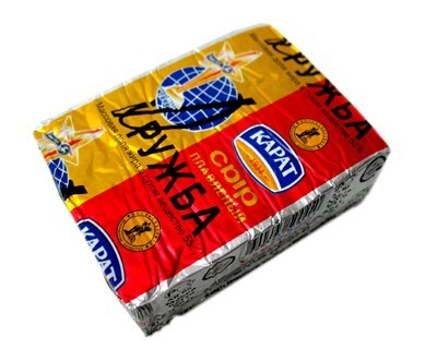 "Soft cheese ""Drujba"""