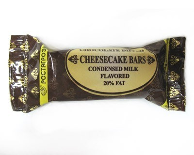 Cheesecake bars condensed milk flavored ***