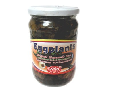 Original Homemade style Eggplants