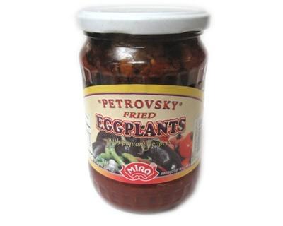 "Eggplants ""Petrovsky"""