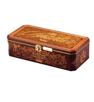 Premium  Collection Tea Metal Box 100 Bags