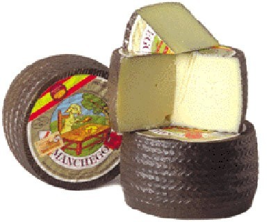 "Cheese ""Manchego"""