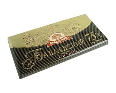 "Dark Chocolate ""Babayevsky"" elite"