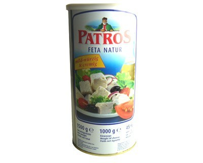 "Cheese ""Patros Feta"""