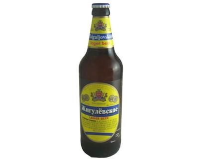 """Beer """"Zhigulevskoe"""" ***"""