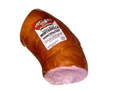 """Sausage """"Mortadella"""""""