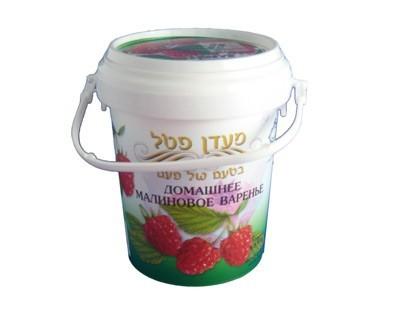 Home Style Raspberry Preserves