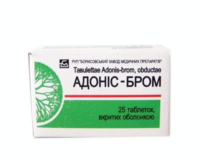 Adonis-Bromine tablets ***
