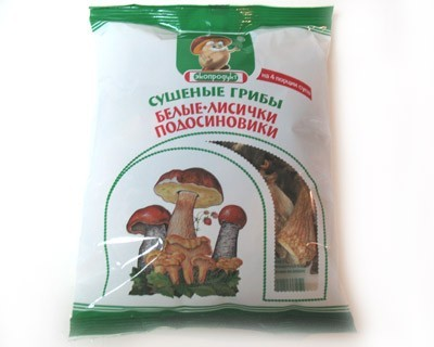Dried Mushrooms 50gr