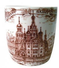 "Souvenir Porcelain mug ""Savior on the Blood""/060-1-01"