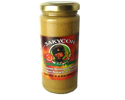 "Horseradish Mustard ""Zakuson"""