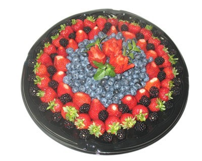 Fruit plate ***