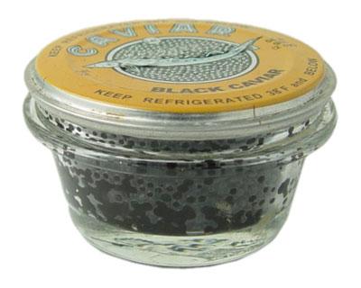"Black caviar ""Malosol"""