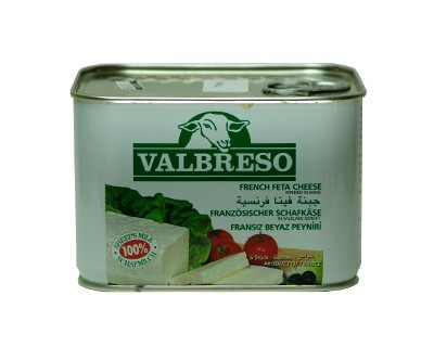 "French Feta Cheese ""Valbreso"""