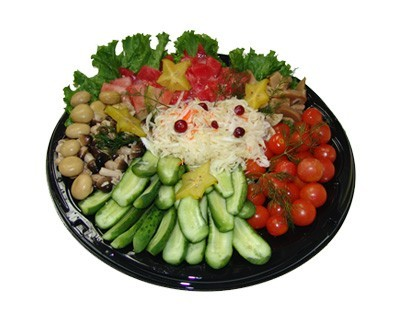 Pickled Vegetable Platter ***