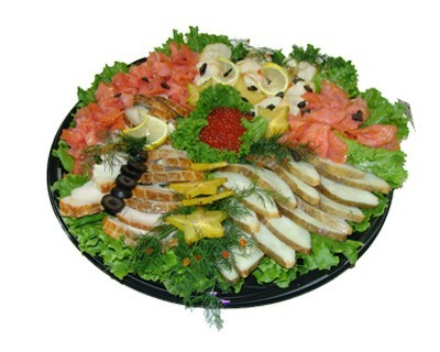 Assorted Fish Platter ***