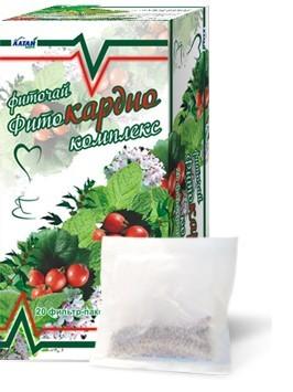 Altai Farm Herb Fitokardiokompleks Pct Filter Bags ***