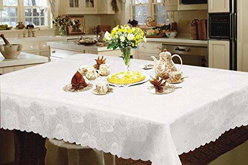 """Israeli Jacquard Tablecloth 59""""x94.5"""" / 150cmX240cm"""