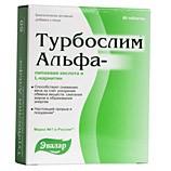 Turboslim Alpha, 20 tab (Evalar)