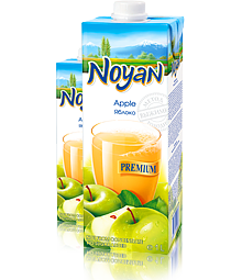 Natural Premium Armenian Noyan Apple Juice 34 FL OZ