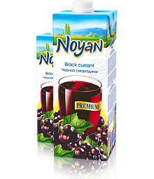 Natural Premium Armenian Noyan Black Currant Juice 34 FL OZ