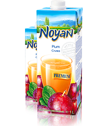 Natural Premium Armenian Noyan Plum Juice 34 FL OZ