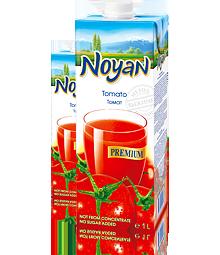 Natural Premium Armenian Noyan Tomato Juice 34 FL OZ