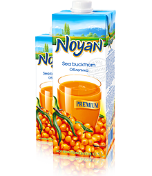 Natural Premium Armenian Noyan Sea Buckthorn Juice 34 FL OZ