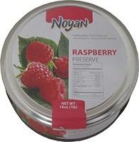 Natural Organic Noyan Armenian Raspberry Preserve 1 Lb