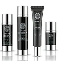 NATURA SIBERICA Anti-Age Absolute set of 4