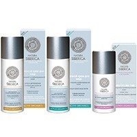 NATURA SIBERICA Oily Skin Active Organics Set of 3