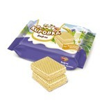 KOROVKA Wafers Baked Milk Taste, 150g