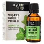 100% Natural Melissa Oil, 30ml