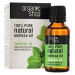 100% Natural Melissa Oil, 30ml