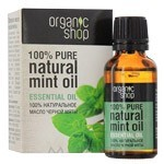 100% Natural Mint Oil, 30ml